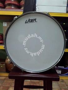 Lazer Metal Snare Drum