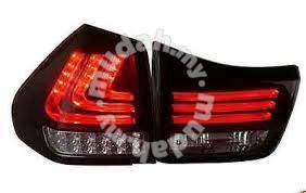Toyota Lexus HARRIER RX LED 04 to 07 Rear Lamp