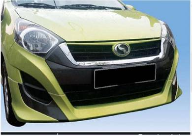 Perodua Axia Gear up Bodykit(PU)