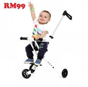 Kereta Troli Bayi Scooter Baby Kid Trolley Walker