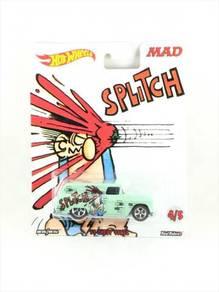 Hotwheels Mad Magazine Splitch '55 Chevy Panel