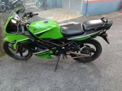Kawasaki RR150 2014