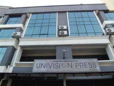 3. 5 storey Shop Office � Jalan Utama Serdang Raya , Sri Kembangan