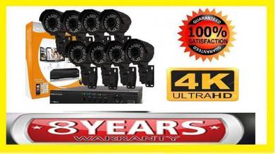 4K Diamond quIck cctv 4ch/8ch FULLSET FULL HD