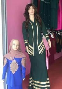 Patung ibu anak