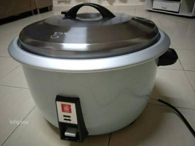 Rice cooker 8 l