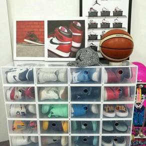Stackable shoe box / kotak kasut 12