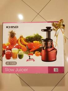 KHIND Slow Juicer JE150S