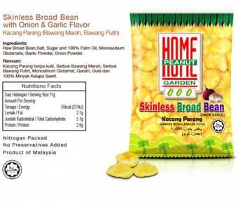 Skinless Broad Bean