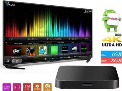 (UHD SOLO) Super tx tv box 4k Android tvbox iptv