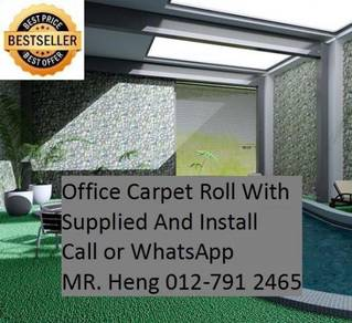 New Design Carpet Roll - with install hgf76f76