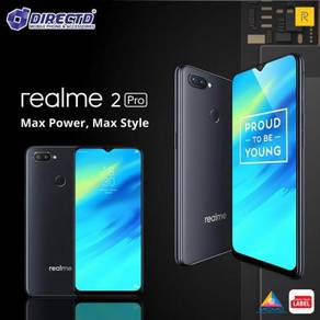 RealMe 2 Pro (8GB RAM | 128GB ROM)MYSet - PANAS2