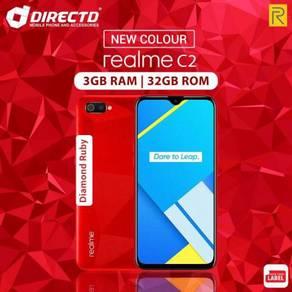 REALME C2 (6.1 inci skrin | 3GB RAM | 32GB ROM)MY