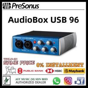 PreSonus AudioBox USB 96