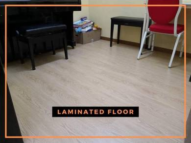 Premium Quality Laminated Floor - #54