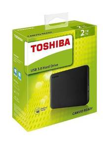 Toshiba Canvio Ready HDD with Unlimited PC Games