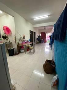 Vista indah Putra Apartment taman bayu Perdana klang