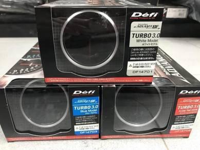 Defi Advance BF - Boost Pressure 3.0 Bar - 60mm