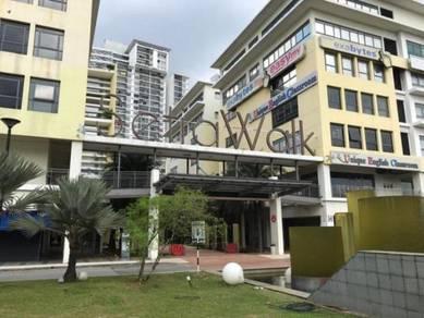 Commercial unit at SetiaWalk Puchong, Below Market