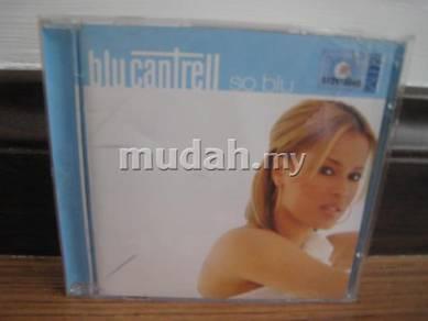 CD Blu Cantrell - So Blu
