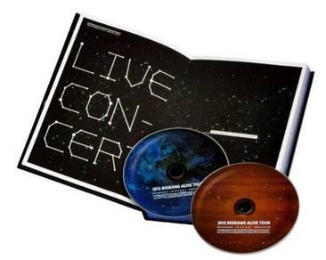 DVD (IMPORT) 2012 BIGBANG Alive Tour In Seoul