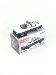 Tomica TLV Nissan Skyline GT-R Patrol Car #LV-N152