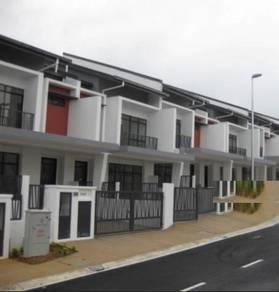 New 2 Storey Facing Garden M Residence Superlink Phase 1, Rawang