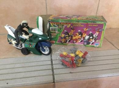 Vintage toys power riders (not mask rider)