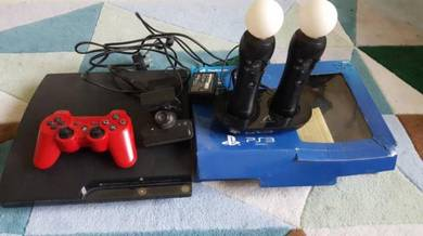 Playstation 3 PS3 Jailbreak with Move Controller