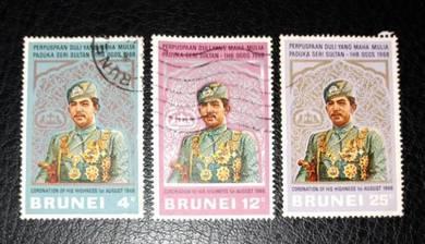 Setem Brunei (3 pcs - F103)