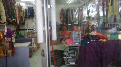 Indian Tailoring Business AT Masai , 20 Mins to JB
