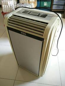 TCL portable airconditioner. New unit