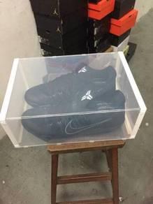 Stackable shoe box / kotak kasut 10