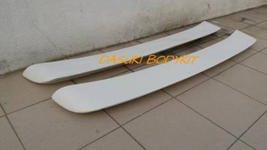 Spoiler Dmax for Nissan Silvia S13 and Cefiro A31