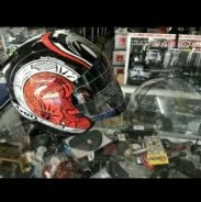 Helmet arai nakano (copy ori)