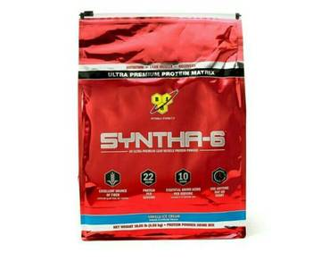 BSN Syntha 6 10lbs Chocolate flavor