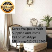 Wall paper with New Collection h87f76f