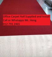 Best Office Carpet Roll With Install 48rtu55