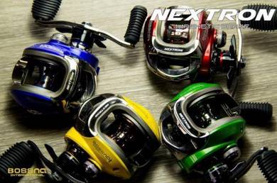 BOSSNA NEXTRON Fishing Casting Reel - Pancing