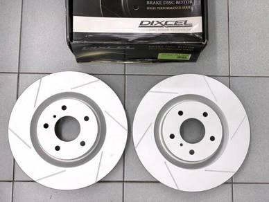 Dixcel Disc Rotor SD - Nissan Fairlady Z33 350Z