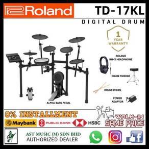 Roland TD17-KL Digital Drum