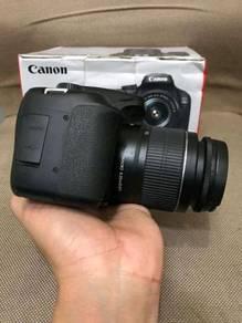 Camera canon 3000D