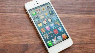 Iphone 5 16gb rom dalamn original