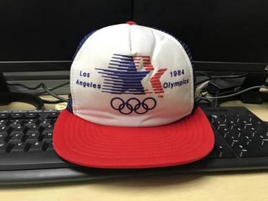 Cap Olympic LA 1984