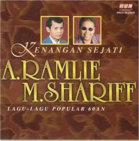Kenangan Sejati A.Ramli M.Shariff CD