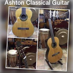 Ashton Classical Guitar (Kod: CG300SNT)