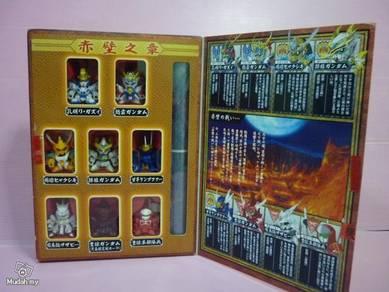 Gundam Sangokuden Sekiheki Set B