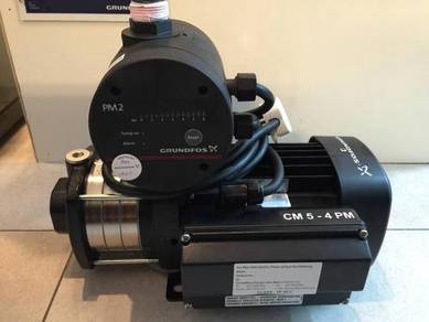 Grundfos CM3-4PM2 Home Booster Water Pump
