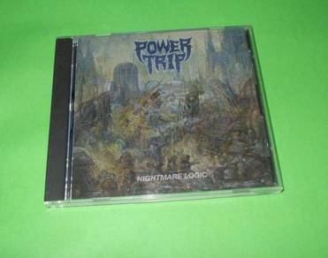 CD POWER TRIP : Nightmare Logic Album (2017)