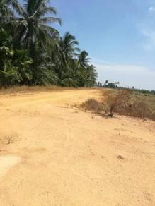 Tanah lot murah di Kuala Kurau